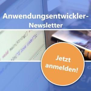 Anwendungsentwickler-Newsletter