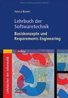 Balzert - Lehrbuch der Softwaretechnik