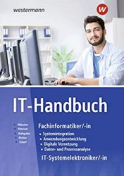 Heinrich Hübscher - IT-Handbuch: IT-Systemelektroniker, -in, Fachinformatiker, -in (Affiliate)