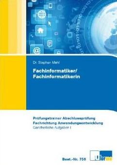 Prüfungstrainer Fachinformatiker Anwendungsentwicklung