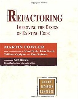 Martin Fowler - Refactoring: Improving the Design of Existing Code